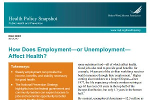 who does unemployment affect
