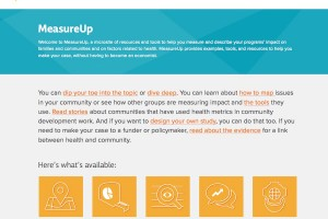 MeasureUp Homepage