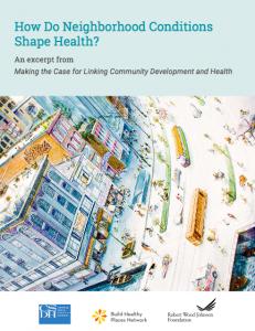 How Do Neighborhood Conditions Shape Health