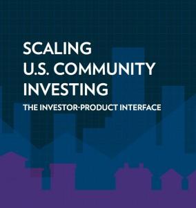 Scaling U.S. Community Investing Screenshot