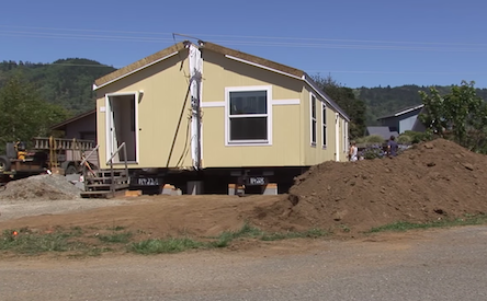 How a Health Impact essment Improved Homes and Health in ... Mobile Home Oregon Coast on palm springs mobile home, victoria mobile home, oregon coast single family home, long island mobile home, phoenix mobile home, mobile mobile home,